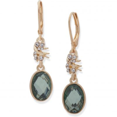 Ladies Lonna And Lilly Gold Plated Stone Earrings 60477653-900