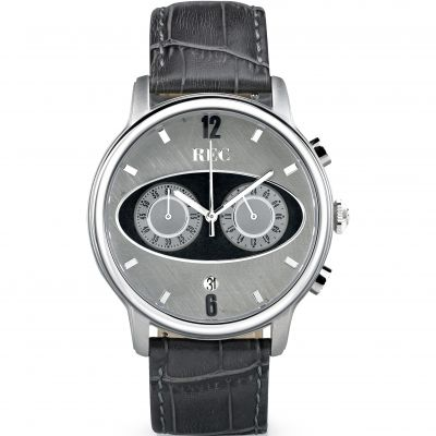 REC MARK 1 M2 Herrenchronograph in Grau REC-M2