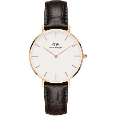 Unisex Daniel Wellington Classic Petite York Watch DW00100176