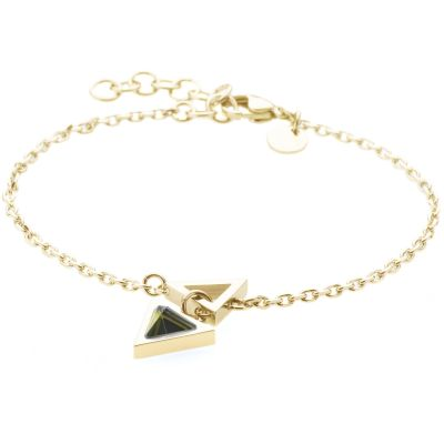 Ladies STORM Gold Plated Triana Bracelet TRIANA-BRACELET-GOLD