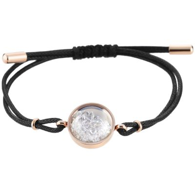 Ladies STORM Rose Gold Plated Zana Bracelet 9980701/RG