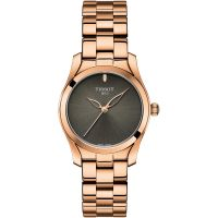 Ladies Tissot T-Wave Watch T1122103306100