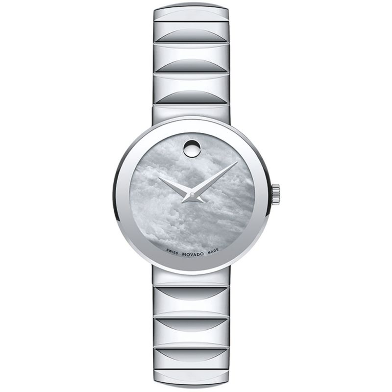 Ladies Movado Sapphire Watch