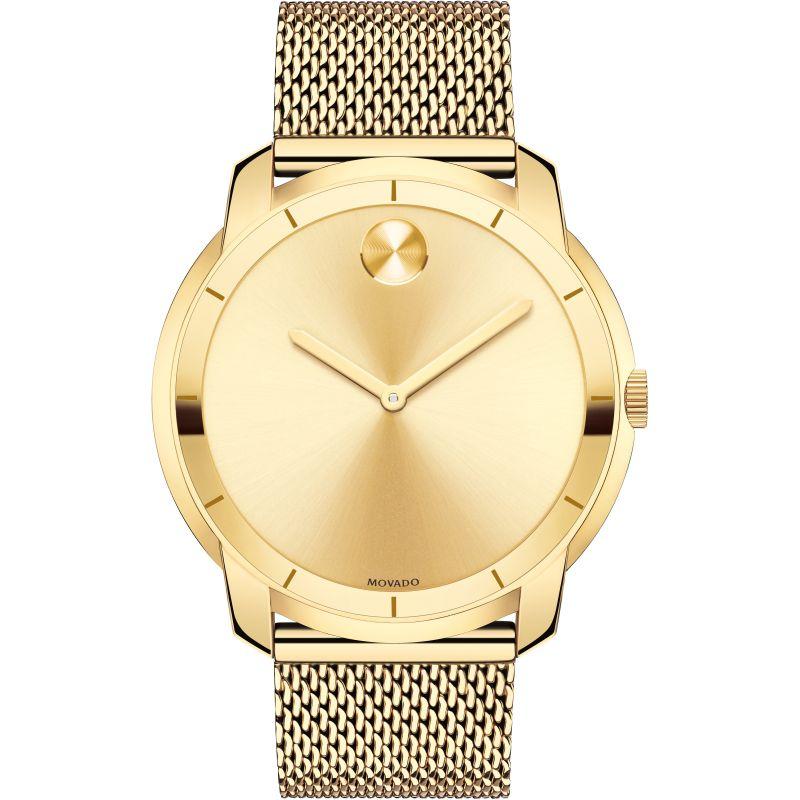 Unisex Movado Bold Thin Watch