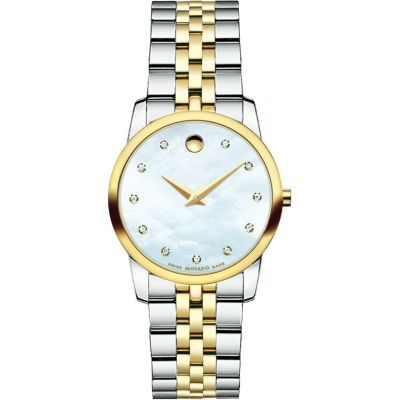 Ladies Movado Museum Classic Watch 0606900