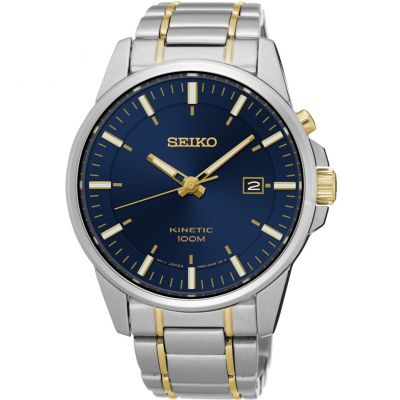 Mens Seiko Kinetic Watch SKA757P1