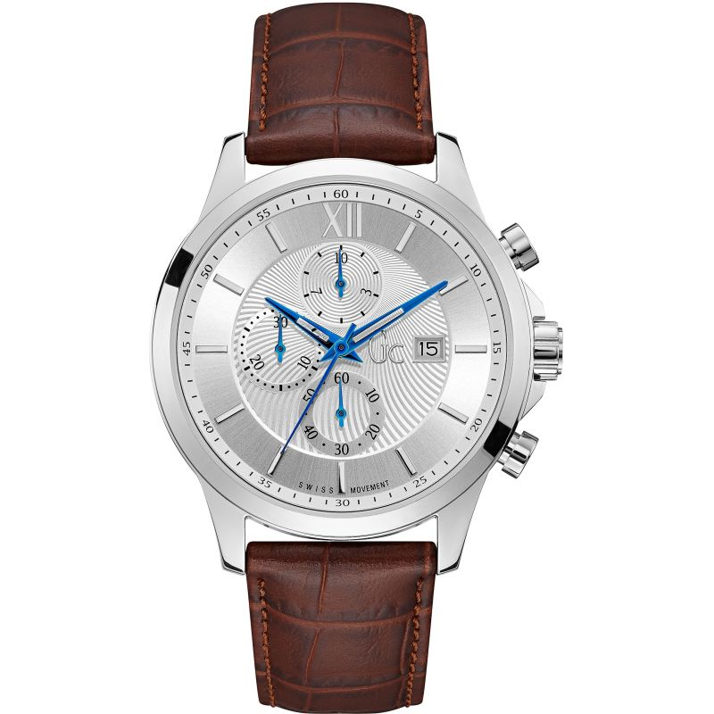 Mens Gc Executive Chronograph Watch Y27002G1