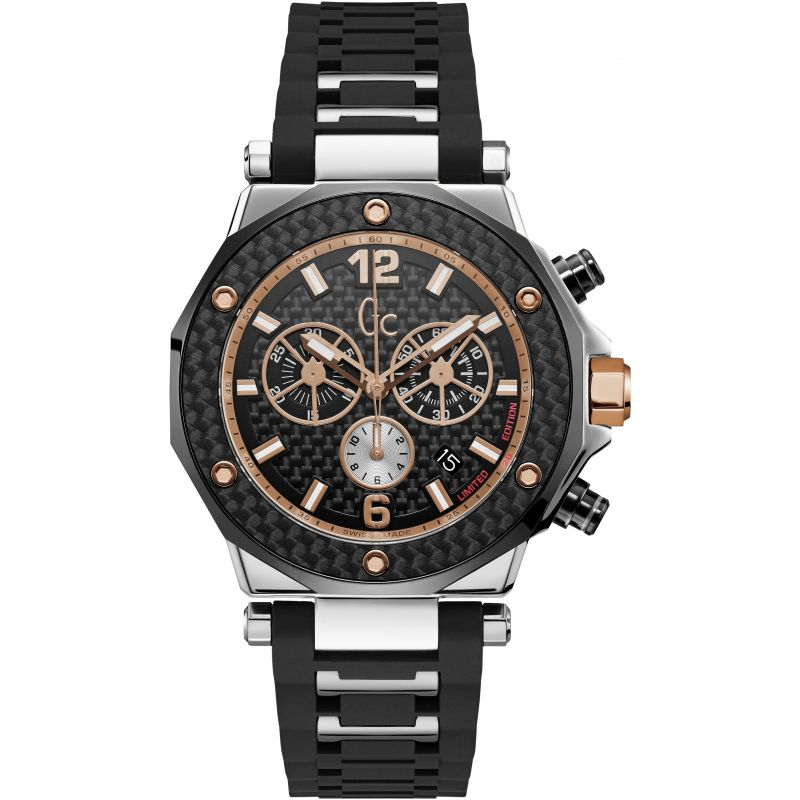 Mens Gc Gc-3 Chronograph Watch