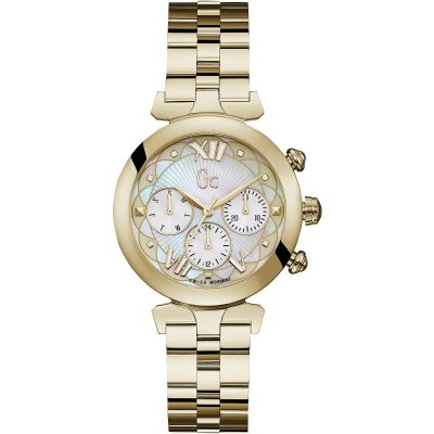 Gc Lady Belle Dameshorloge Goud Y28003L1
