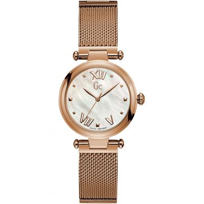 Gc Pure Chic Dameshorloge Rose Y31002L1