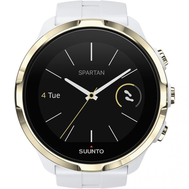 Unisex Suunto Spartan Sport Wrist HR Bluetooth GPS Gold Special Edition Alarm Chronograph Watch