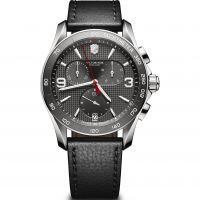 Mens Victorinox Swiss Army Chrono Classic Watch