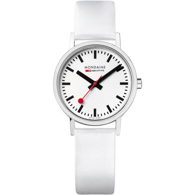 Unisex Mondaine Swiss Railways Evo Petite Watch