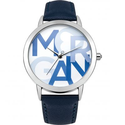 Morgan Dameshorloge Blauw M1251U