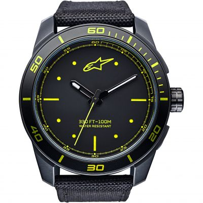 Alpinestars Tech Herenhorloge Zwart 1017-96045