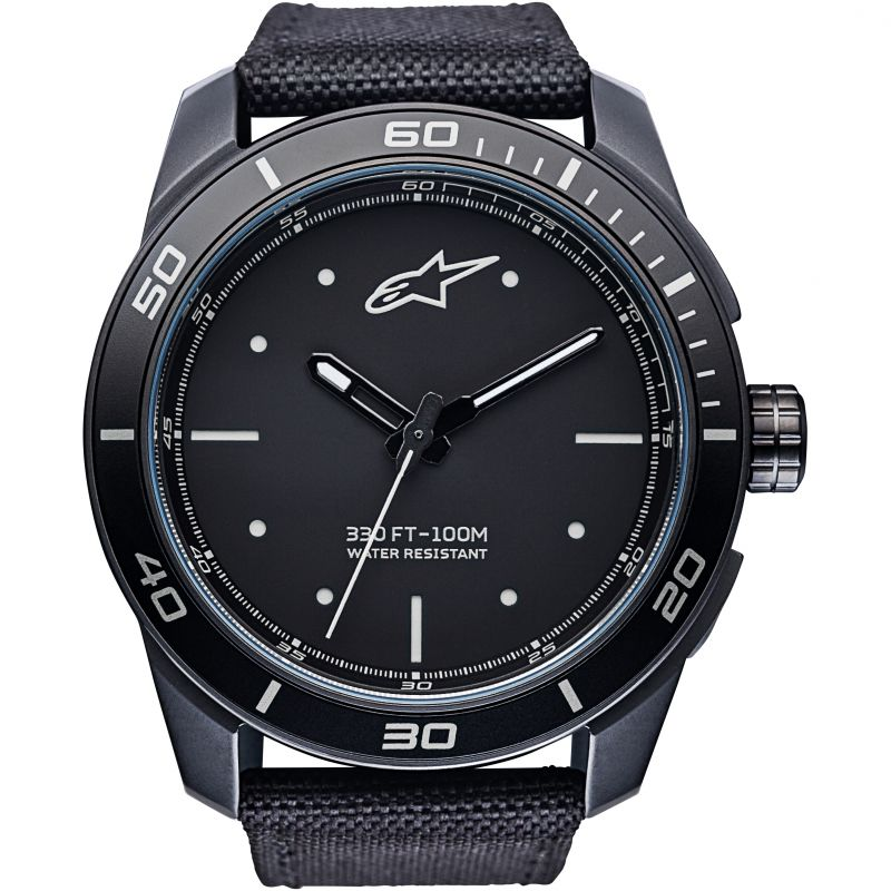 Mens Alpinestars Tech Strap Set Watch
