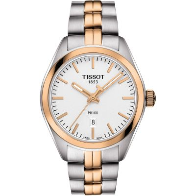 Ladies Tissot PR100 Watch T1012102203101