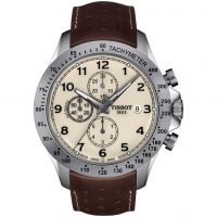 Mens Tissot V8 Automatic Chronograph Watch T1064271626200