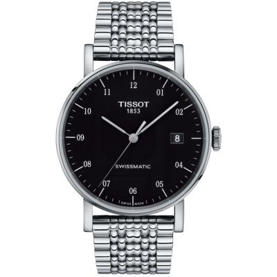 Mens Tissot Everytime Swissmatic Automatic Watch T1094071105200