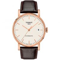 Mens Tissot Everytime Swissmatic Automatic Watch T1094073603100