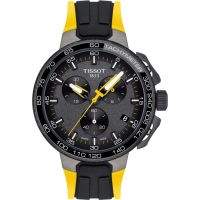 Mens Tissot T-Bike Tour De France Special Edition Chronograph Watch T1114173744100