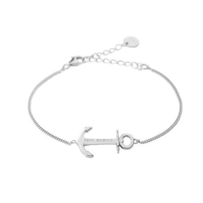 Ladies Paul Hewitt Sterling Silver Anchor Spirit Bracelet PH-AB-S