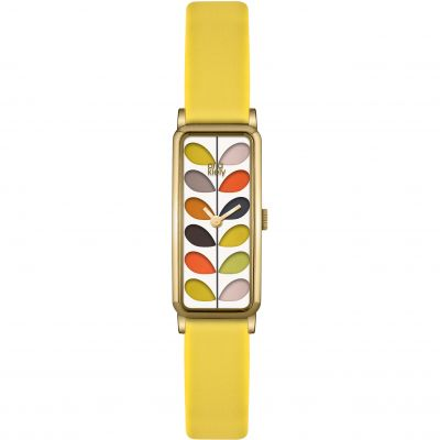 Ladies Orla Kiely Stem Watch OK2158