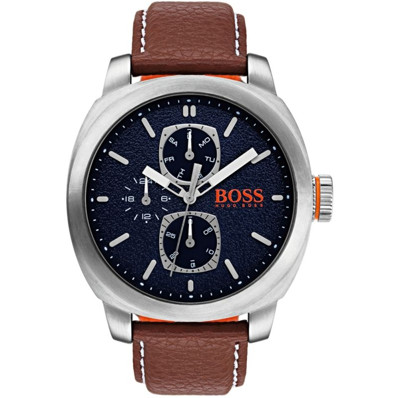 Mens Hugo Boss Orange Capetown Watch