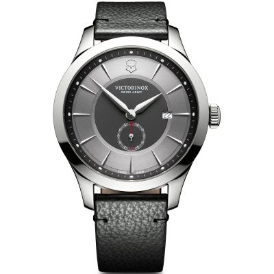 Victorinox Swiss Army Alliance Alliance Herrenuhr in Schwarz 241765