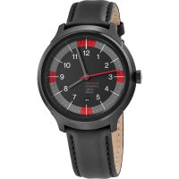 Mens Mondaine Helvetica Bold Spiekermann Edition Watch