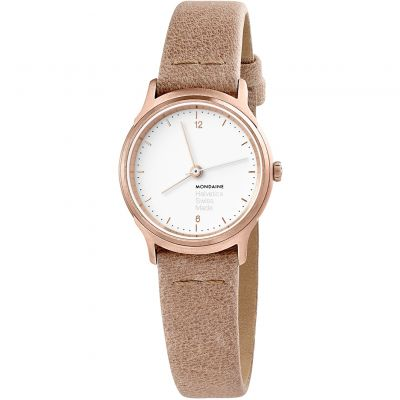 Ladies Mondaine Helvetica No1 Light Watch MH1L1111LG