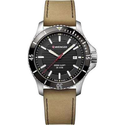 Wenger Seaforce Herenhorloge Kaki 010641125