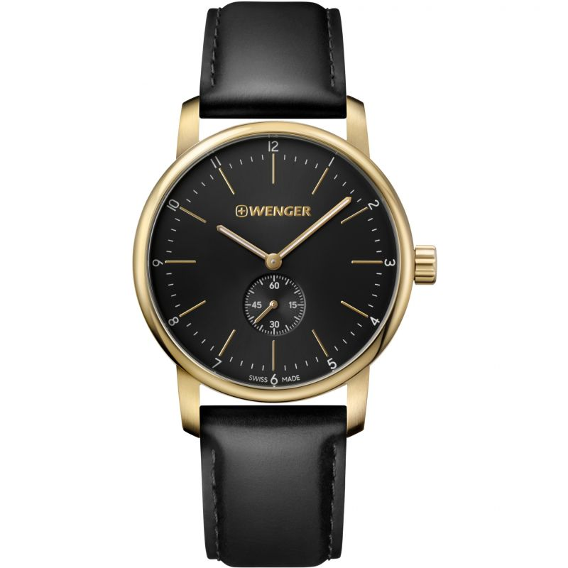 Mens Wenger Urban Classic Petite Seconde Watch