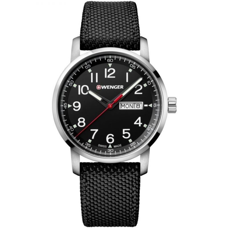 Mens Wenger Attitude Heritage Watch 011541105