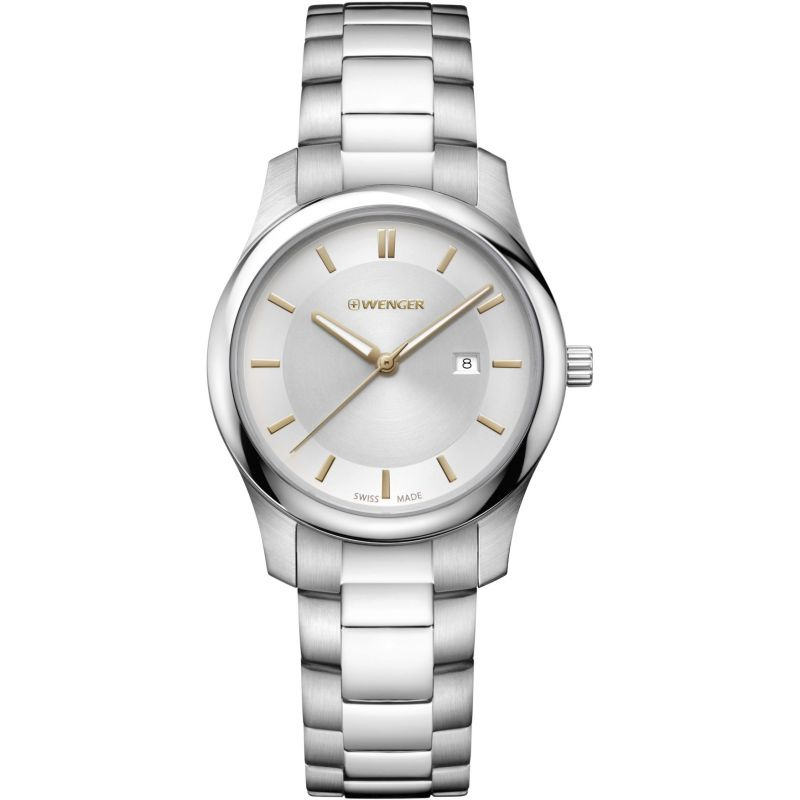 Image of Ladies Wenger City Classic Watch
