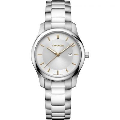 Ladies Wenger City Classic Watch 011421105