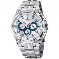Mens Festina Chronobike 2017 Chronograph Watch