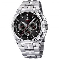 Mens Festina Chronobike 2017 Chronograph Watch F20327/6