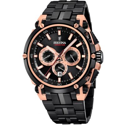 Mens Festina Chronobike 2017 Special Edition Chronograph Watch F20329/1