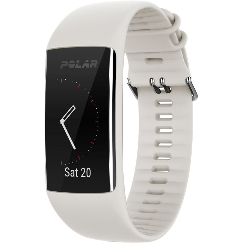 Unisex Polar A370 Bluetooth GPS HR Activity Tracker Alarm Chronograph Watch 90064879
