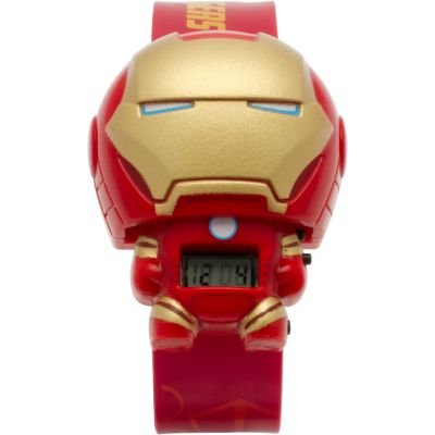BulbBotz™ Marvel Iron Man Light-Up Watch