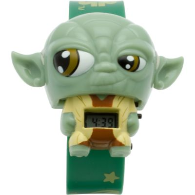 BulbBotz™ Star Wars™ Yoda™ Light-Up Watch