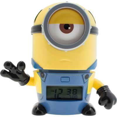 BulbBotz™ Despicable Me 3™ Mel Night Light Alarm Clock (5.5 inch)
