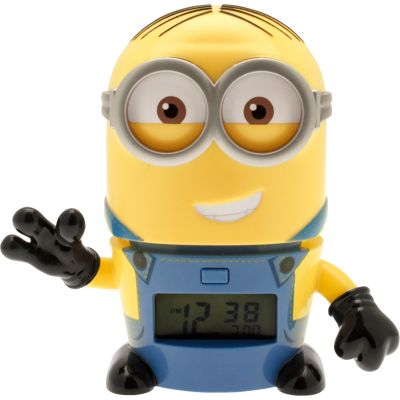 BulbBotz Despicable Me 3 Minions Dave Alarm Clock 2021241