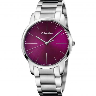 Mens Calvin Klein City Watch K2G2G14P