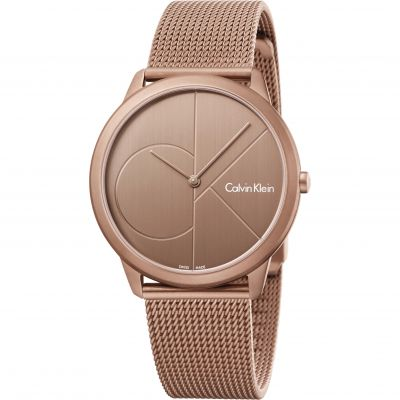 Ladies Calvin Klein Minimal Watch K3M11TFK