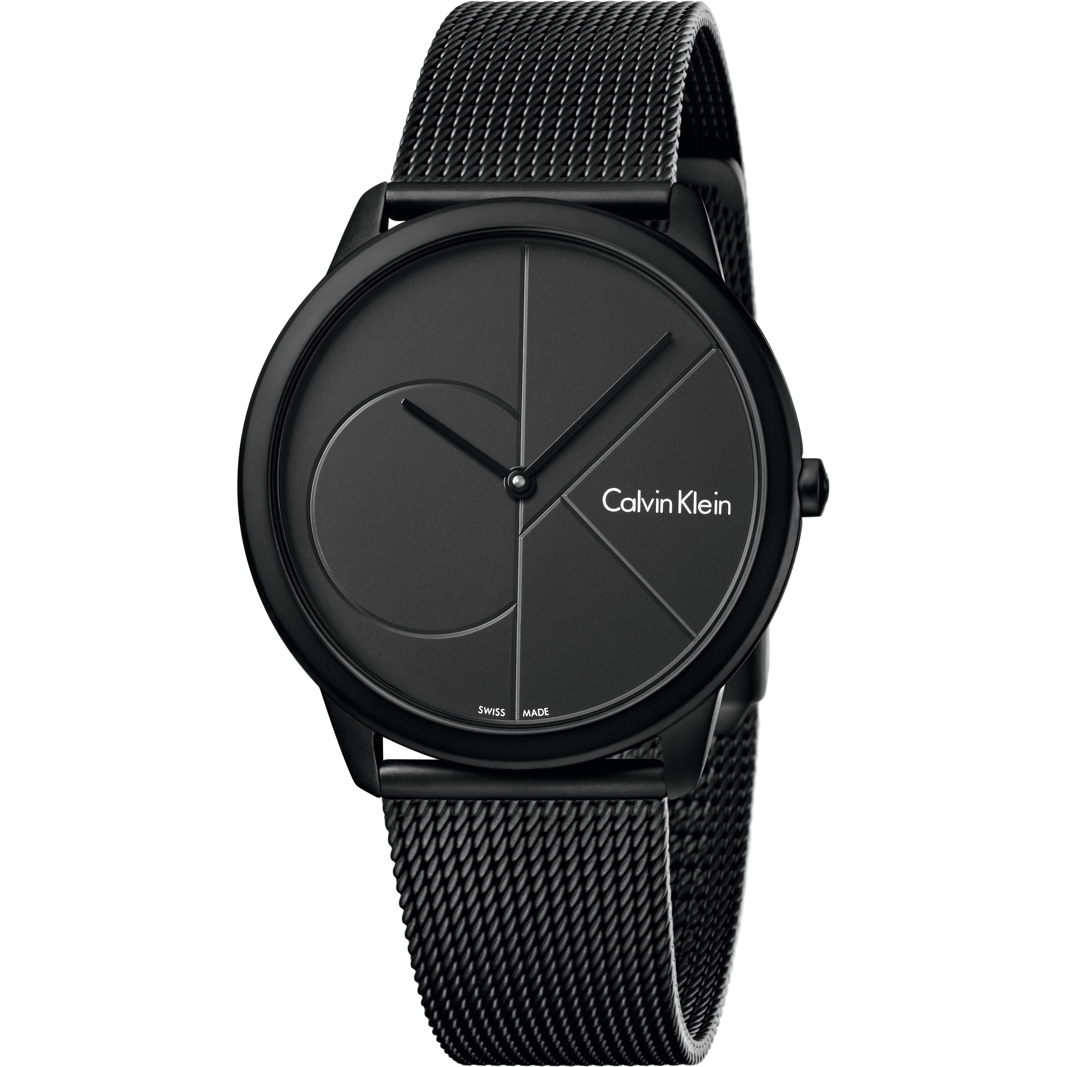 559771f83 Unisex Calvin Klein Minimal 40mm Watch (K3M514B1)