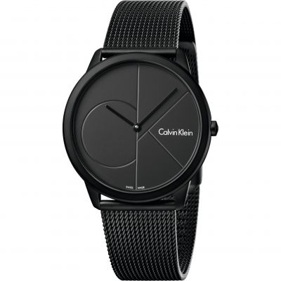 Unisex Calvin Klein Minimal 40mm Watch K3M514B1