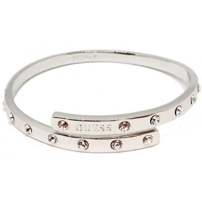 Guess Dames Hoops I Did It Again Bracelet Verguld Zilver UBB84050-L
