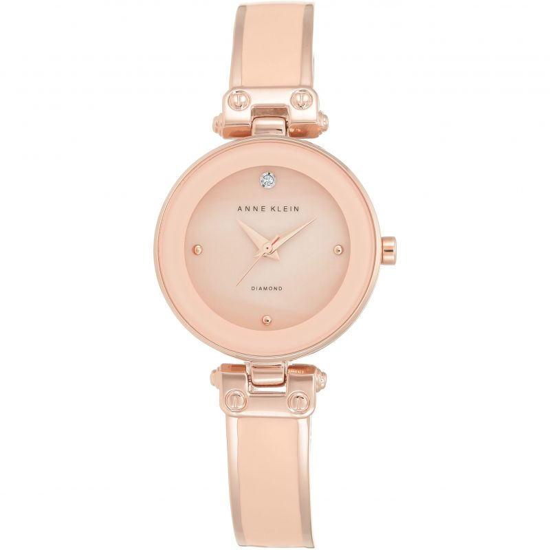 Ladies Anne Klein Clarissa Watch AK/N1980BMRG